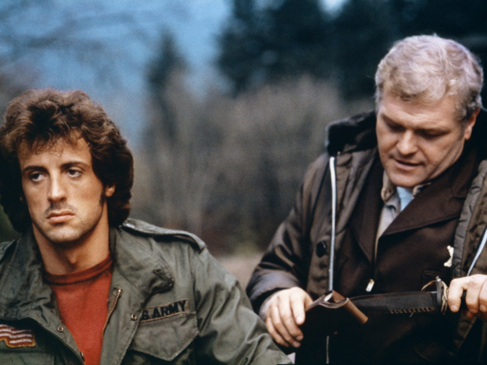 first blood brian dennehy sylvester stallone 25 Movies From The 80s That Need Remakes