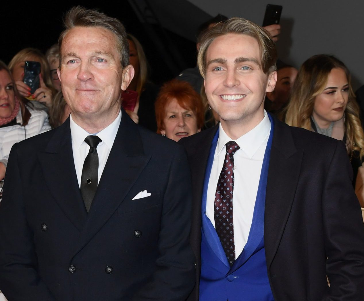 gettyimages 1202630623 scaled e1620645568143 Darling Buds Of May: Bradley Walsh Starring Alongside Son Barney In ITV Reboot