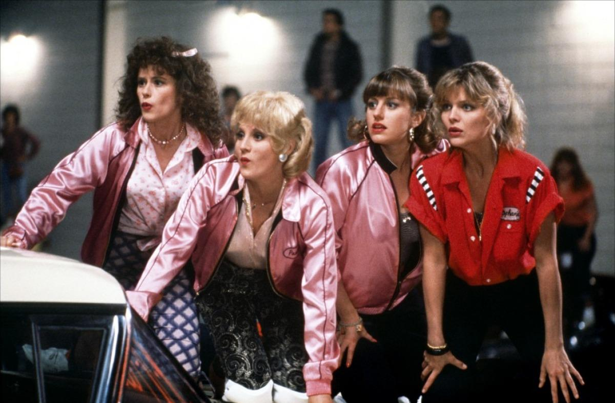 grease 2 Watch: Incredibly Non-PG Moment Spotted In Grease 2 After 40 Years