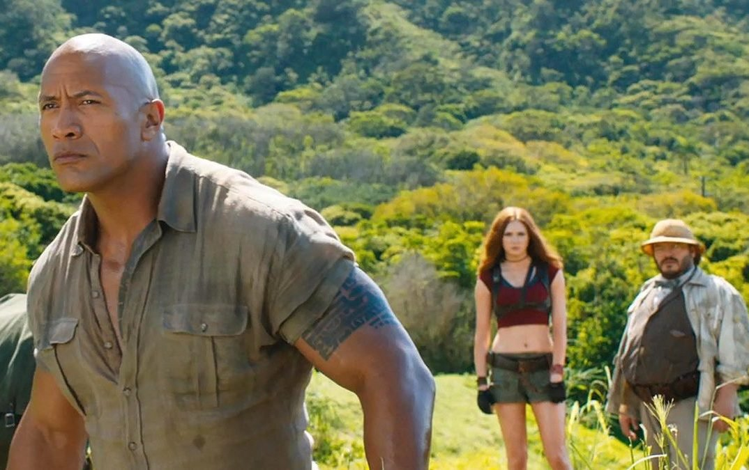 jumanji1 e1623230500804 The Best (And Worst) Films Inspired By Indiana Jones