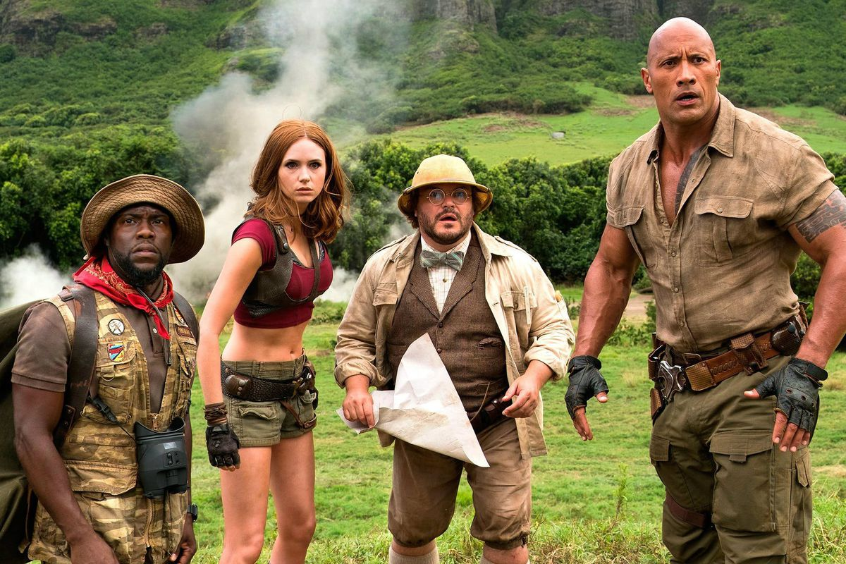 jumanjicover.0 The Best (And Worst) Films Inspired By Indiana Jones