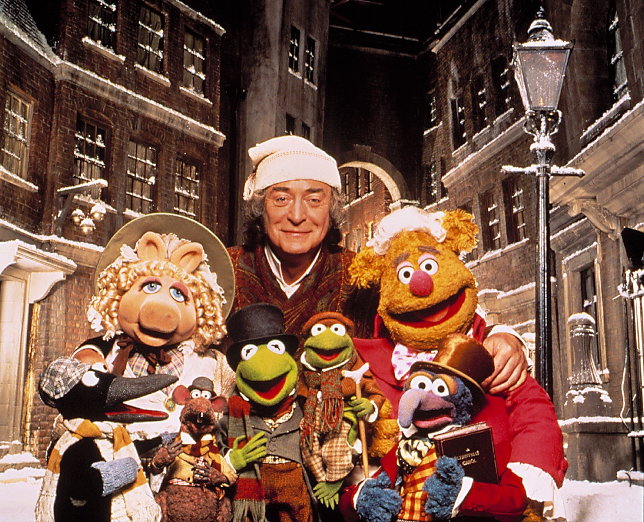 michael caine 1 The Muppets: All The Movies, Ranked!