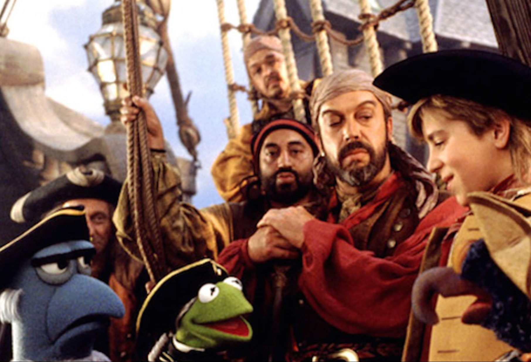 muppet treasure island e1622212268525 The Muppets: All The Movies, Ranked!