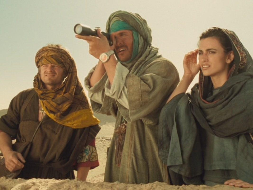 pen lope cruz in sahara penelope cruz 12136325 1067 800 The Best (And Worst) Films Inspired By Indiana Jones