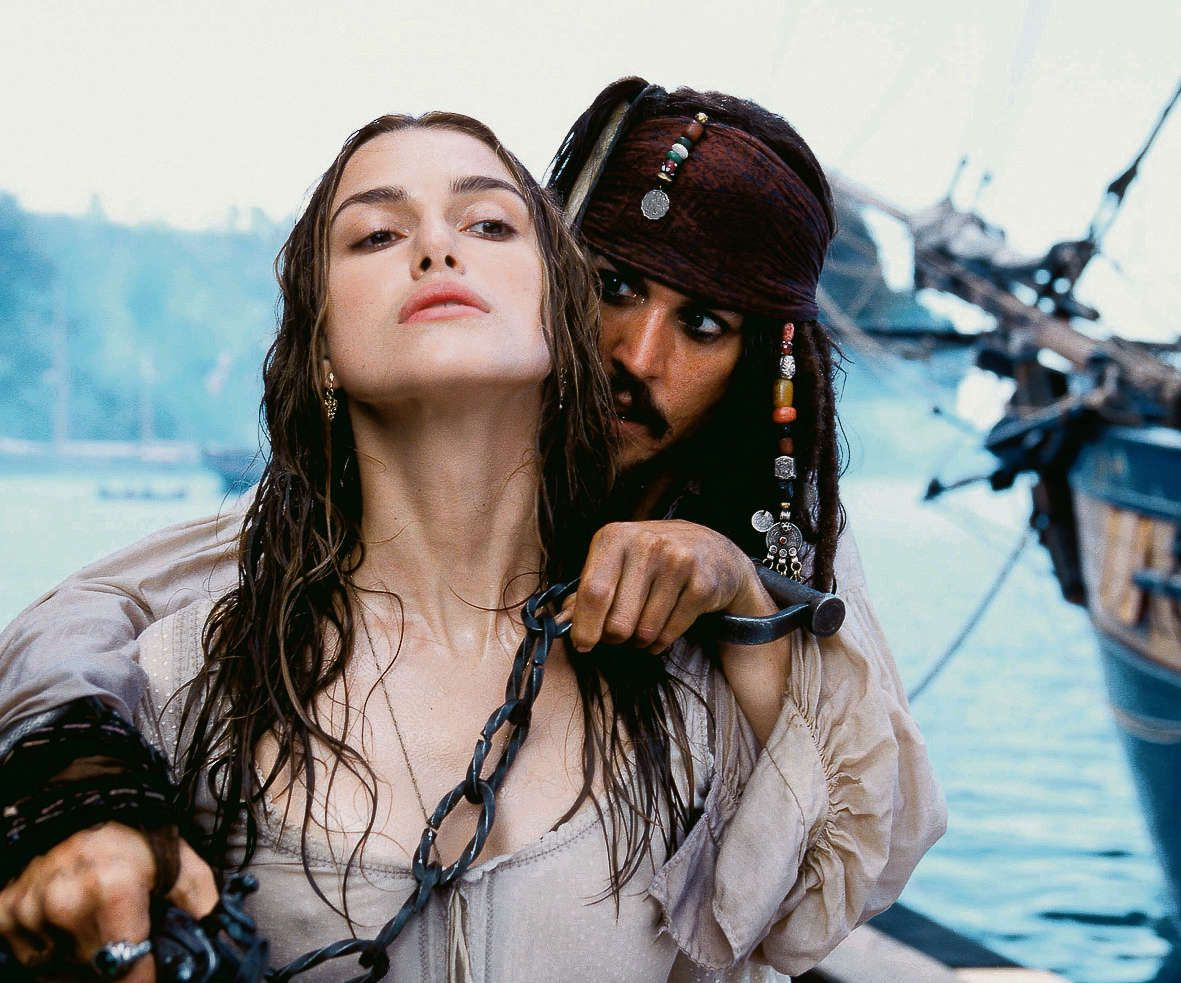 pirates of the caribbean black pearl The Best (And Worst) Films Inspired By Indiana Jones