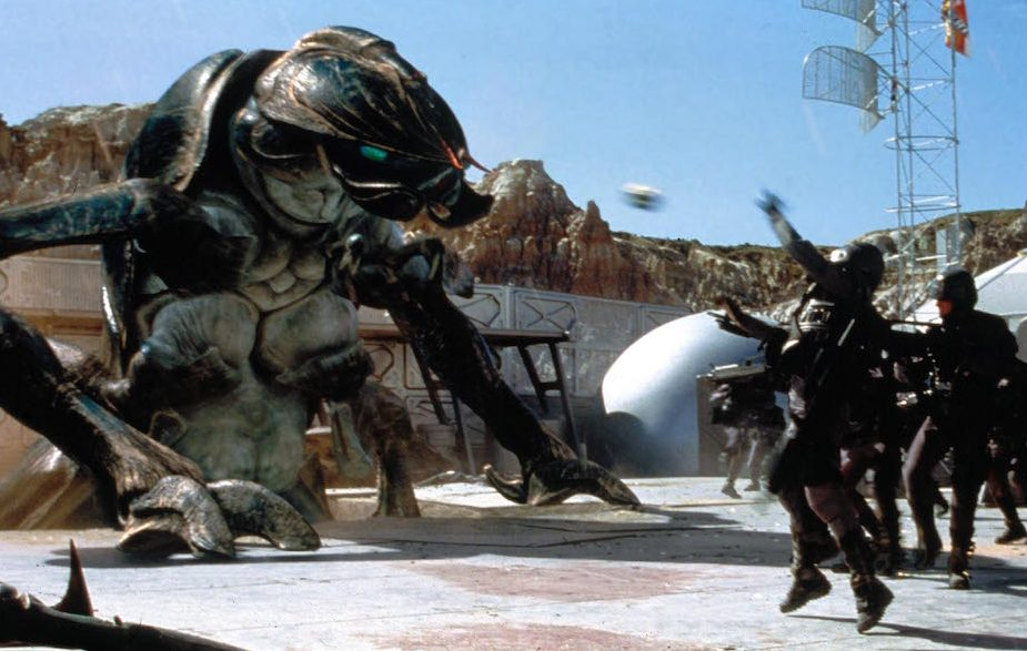 shutterstock 1606967a e1621520477206 Mark Wahlberg Almost Starred, And More You Never Knew About Starship Troopers