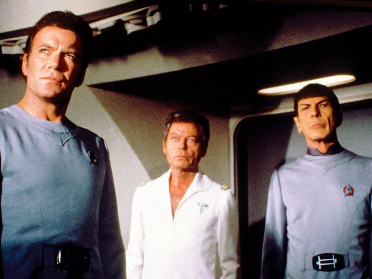 star trek the motion picture Star Trek: All The Live-Action Movies & TV Shows, Ranked!