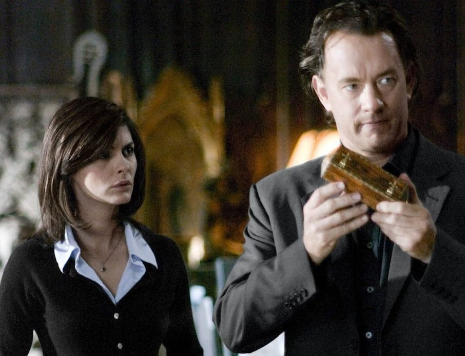 tom hanks and audrey tautou in the da vinci code e1621001933138 20 Things You Never Knew About Bill Paxton