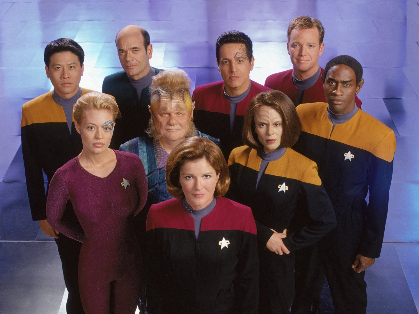 voyager2 Star Trek: All The Live-Action Movies & TV Shows, Ranked!