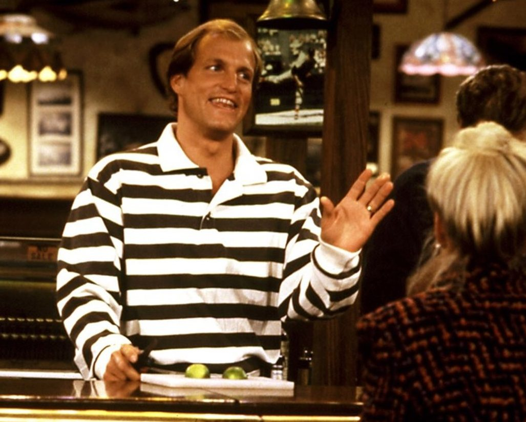 woody harrelson tells the story of how he landed his job on cheers social e1623667277419 Raise Your Glasses To These Facts You Might Not Have Known About Cheers