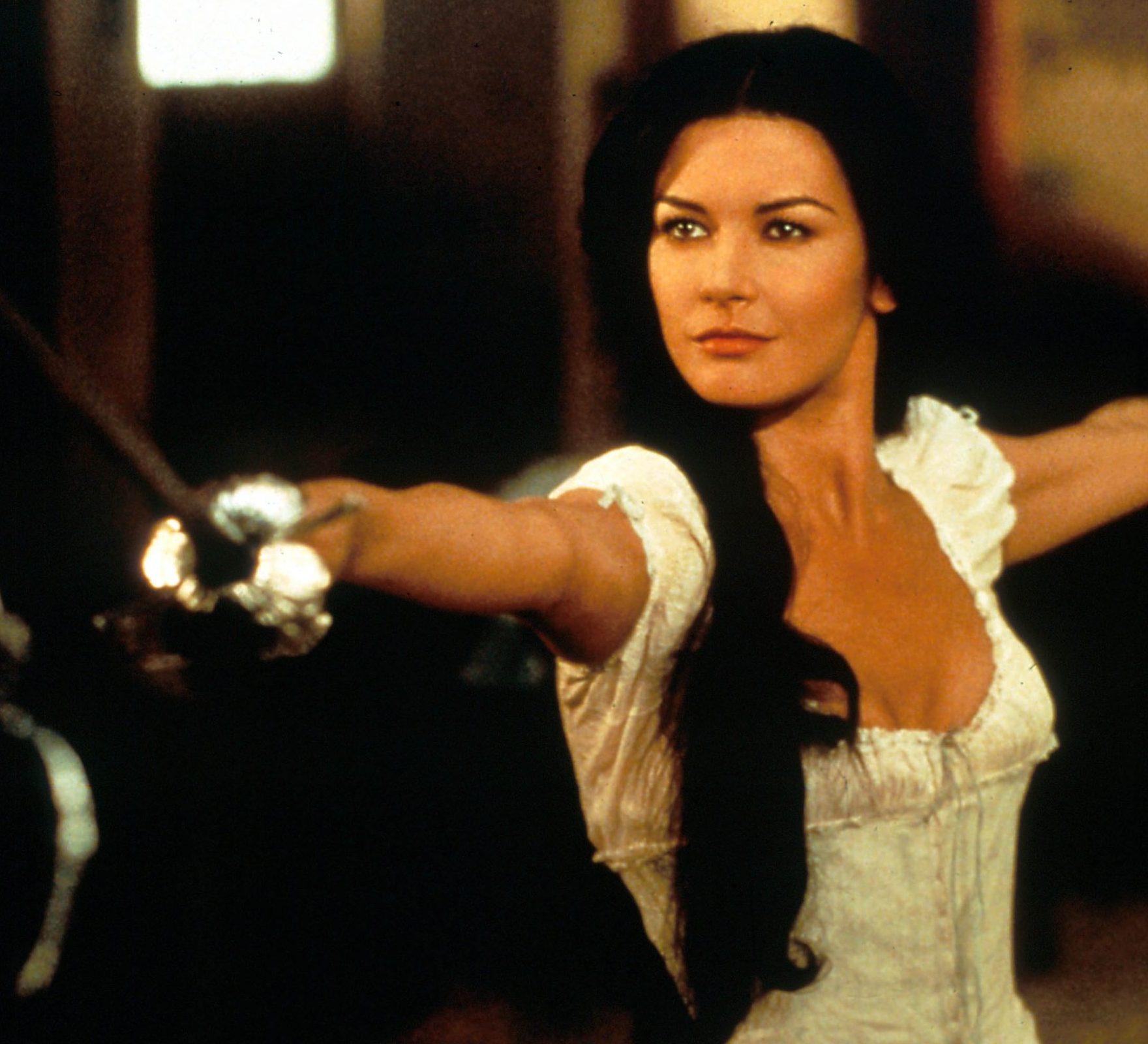 zorro catherine zeta jones scaled e1623164443533 The Best (And Worst) Films Inspired By Indiana Jones