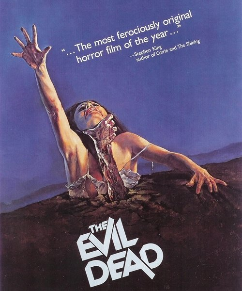 10 2 Hail To The King, Baby! It's 10 Groovy Facts About The Evil Dead Trilogy