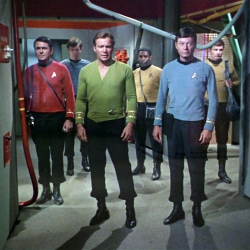 10 5 Beam Me Up Scotty, It's 10 Facts About Star Trek: The Original Series