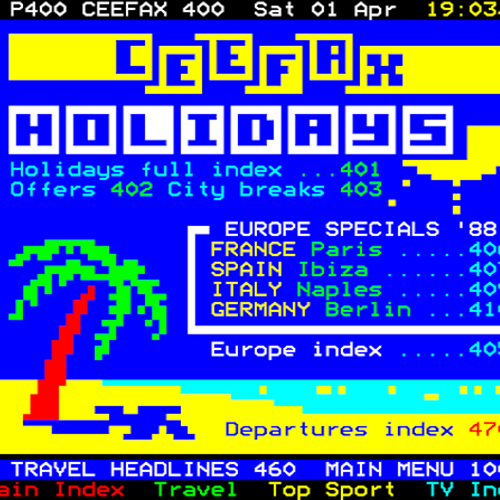 10 10 Things We All Did During Our 1980s Summer Holidays