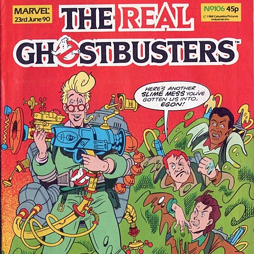2 10 Spooky Facts About 80s Cartoon The Real Ghostbusters