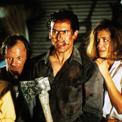 6 3 Hail To The King, Baby! It's 10 Groovy Facts About The Evil Dead Trilogy
