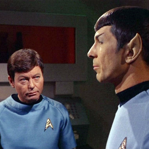 7 7 Beam Me Up Scotty, It's 10 Facts About Star Trek: The Original Series