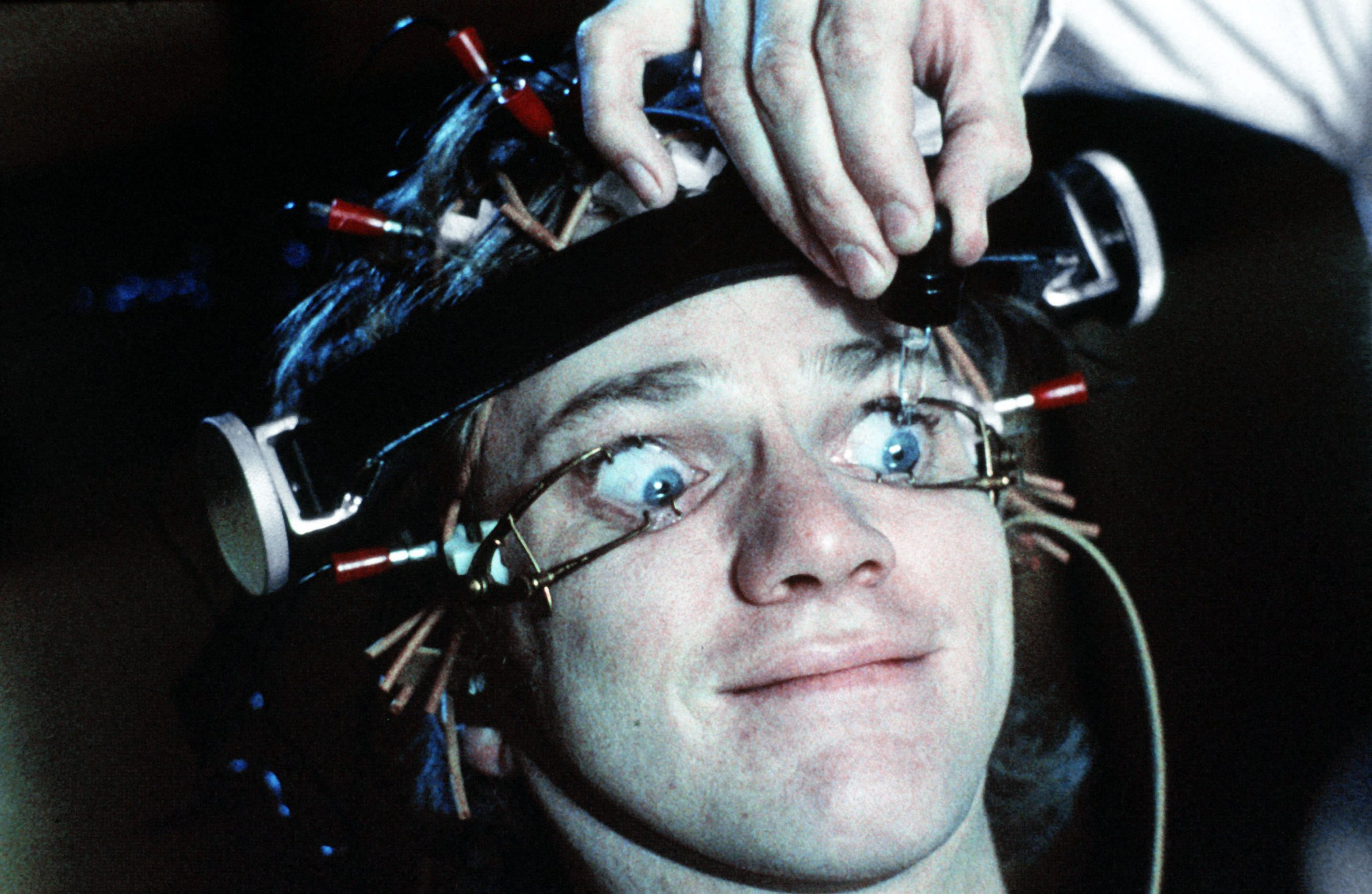 Clockwork Orange scaled Dangerous Movie Production Moments That Could Never Happen Today