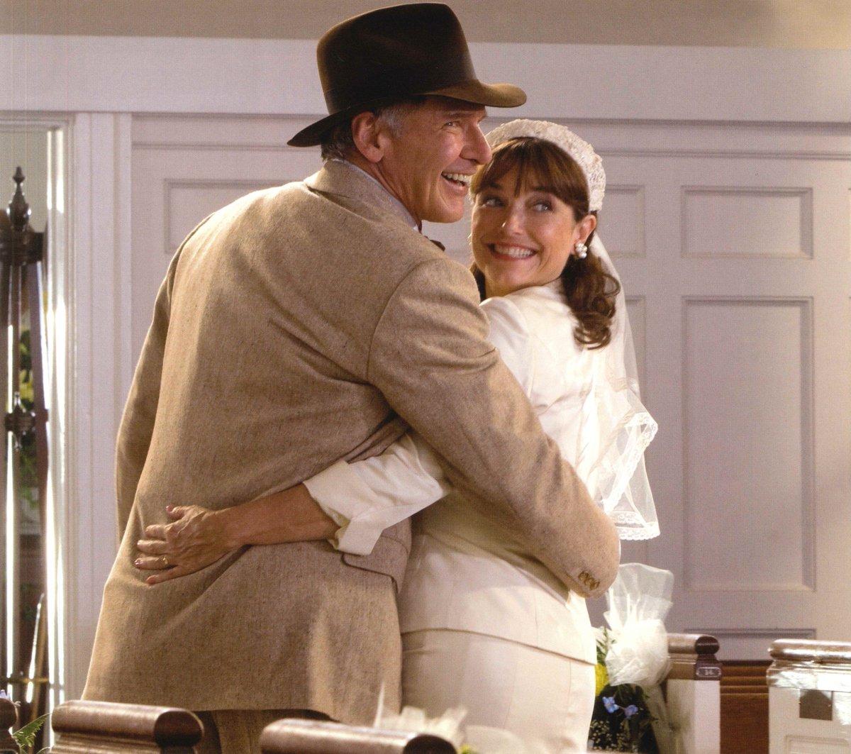 Karen Allen Speaks Out On Indiana Jones' Controversial Marion Seduction