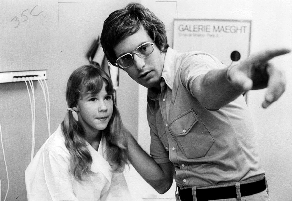 Exorcist William Friedkin Linda Blair Dangerous Movie Production Moments That Could Never Happen Today