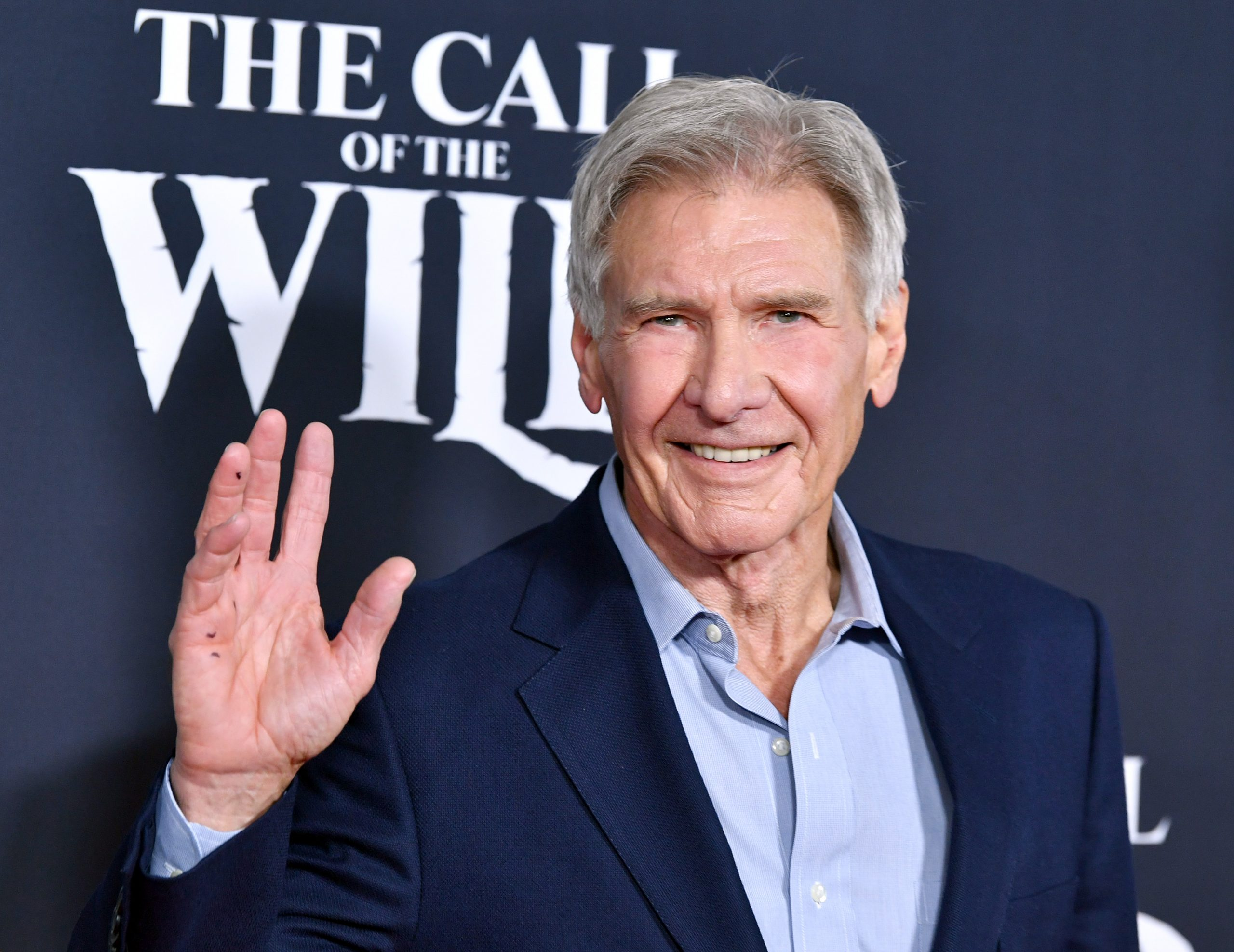 GettyImages 1206122477 scaled Harrison Ford Injured Filming Fight Scene For Indiana Jones 5