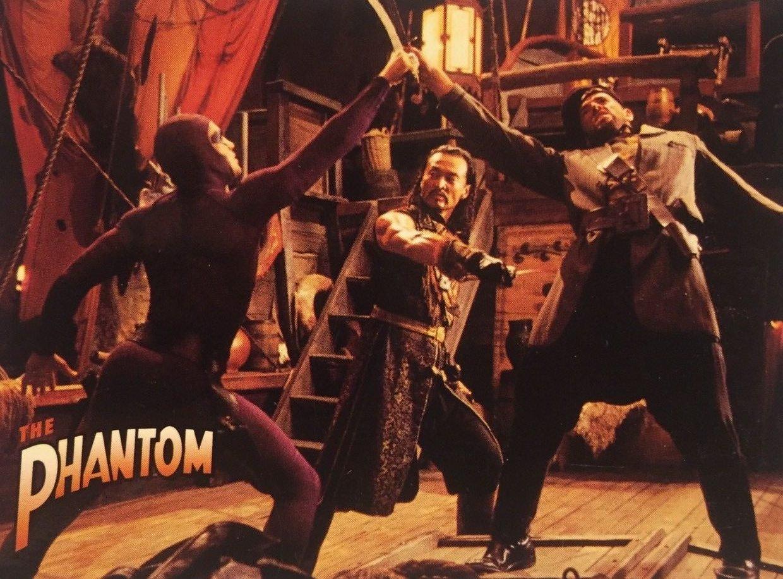 MV5BMzY3YzBlMGUtZDdmZi00MTY2LTlhZjEtYmRiMDlkZDRiZjBmXkEyXkFqcGdeQXVyMjUyNDk2ODc@. V1 e1622706326794 The Phantom: Bruce Campbell Almost Starred, And More You Didn't Know About The Film