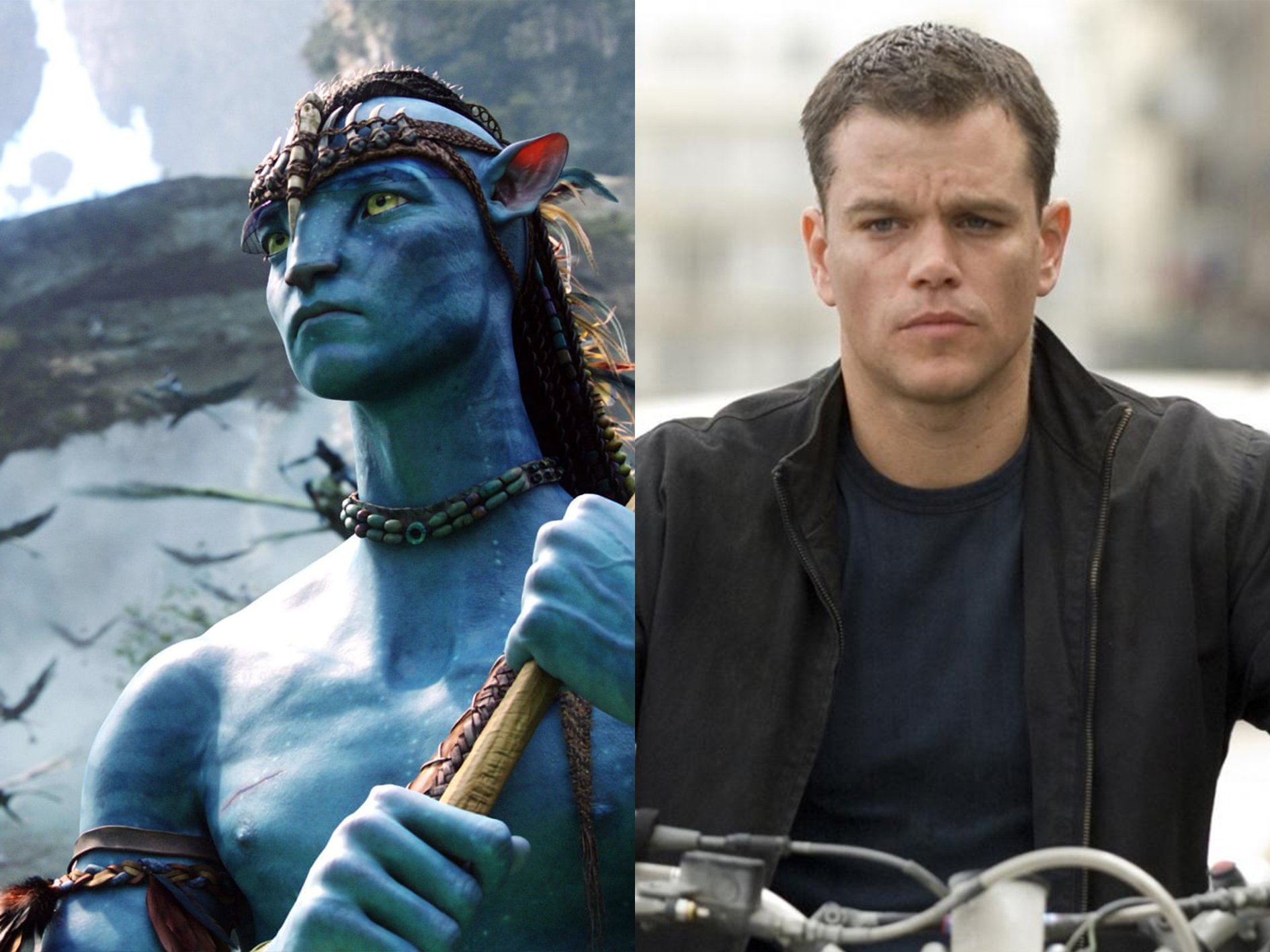 MattDamonAvatar Actors Who Turned Down Huge Roles For Terrible Films