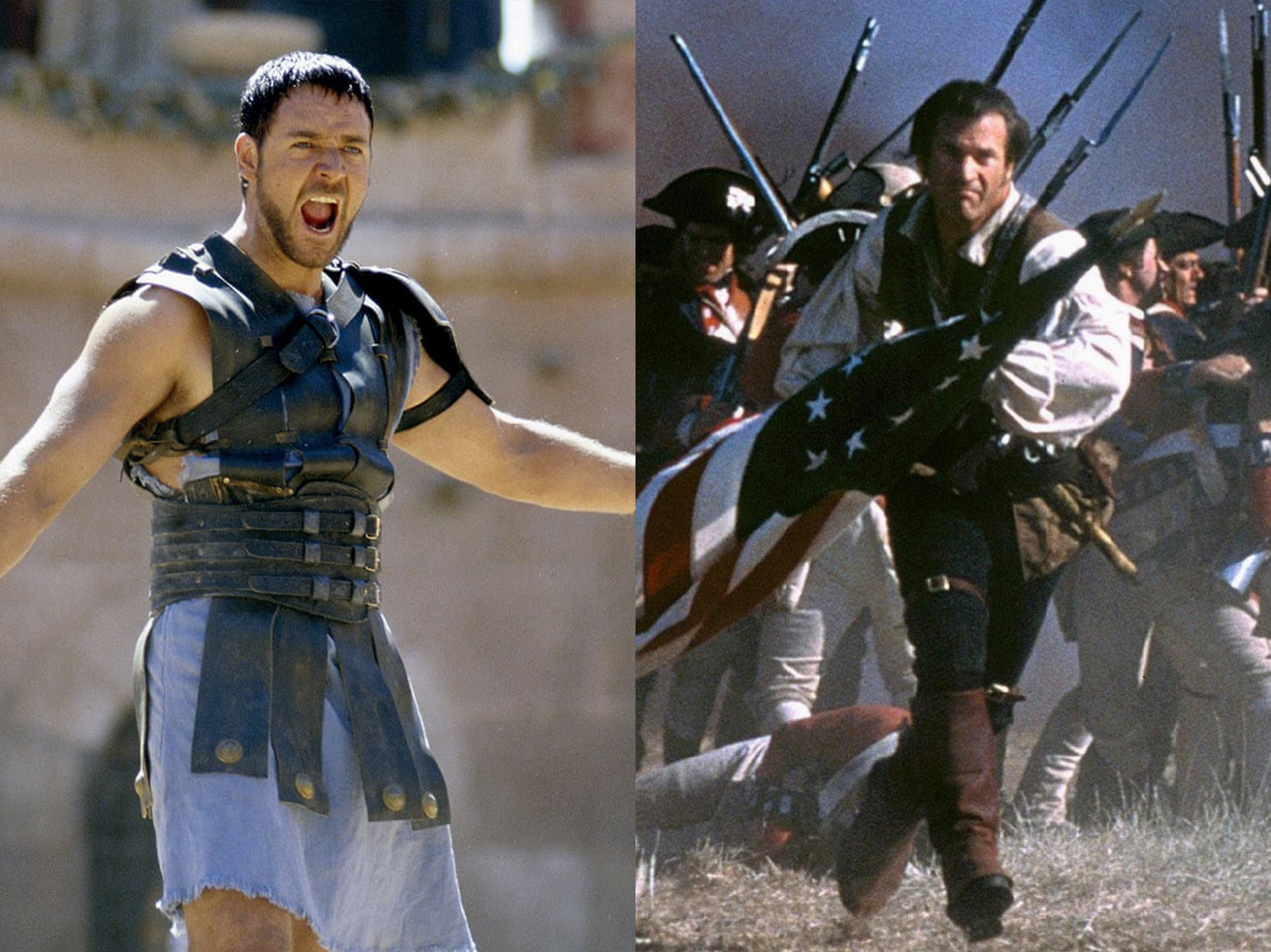 MelGibonGladiator Actors Who Turned Down Huge Roles For Terrible Films