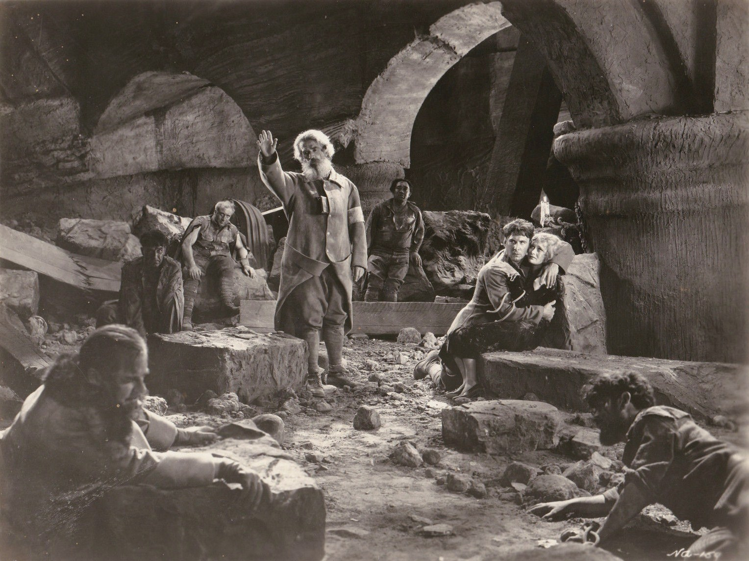 Noahs Ark 1928 still 2 Dangerous Movie Production Moments That Could Never Happen Today