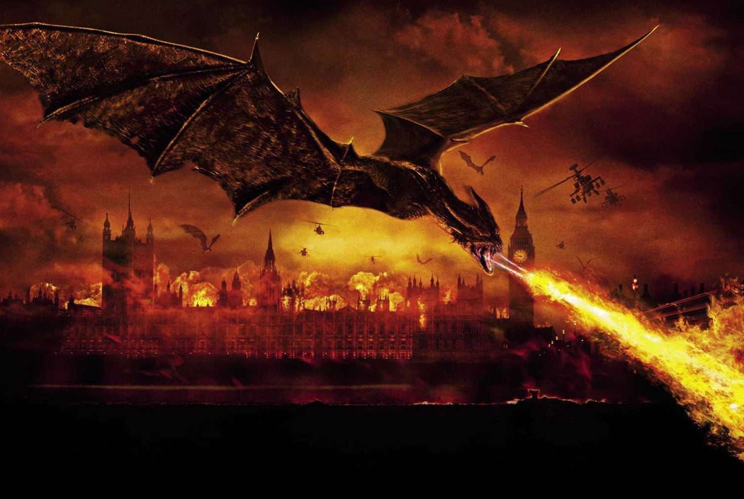 Reign of Fire 1 e1624625965886 Great Concepts That Somehow Made For Terrible Movies