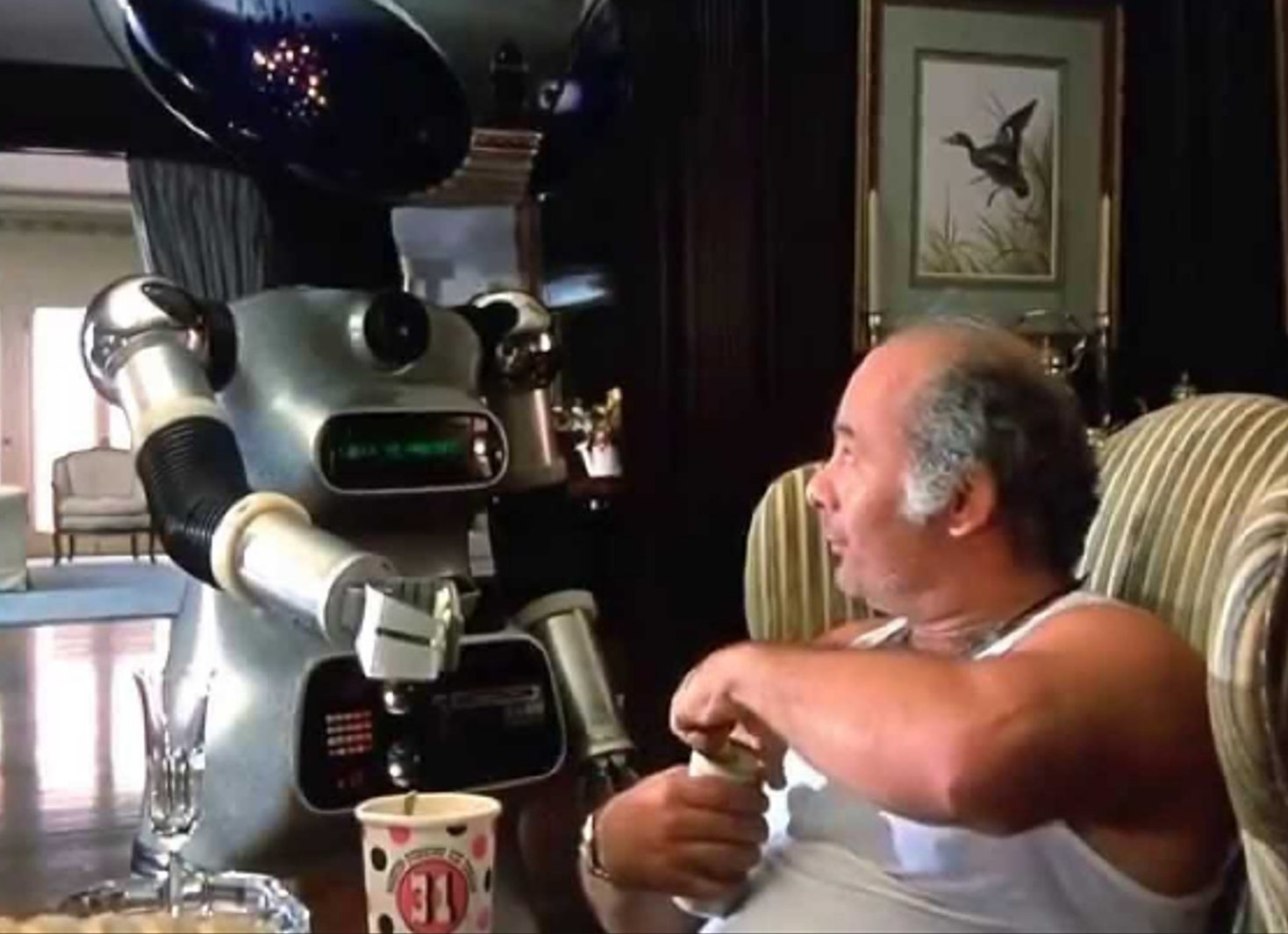 Rocky IV Paulie Robot e1624871977245 The Best (And Worst) Movie Robots