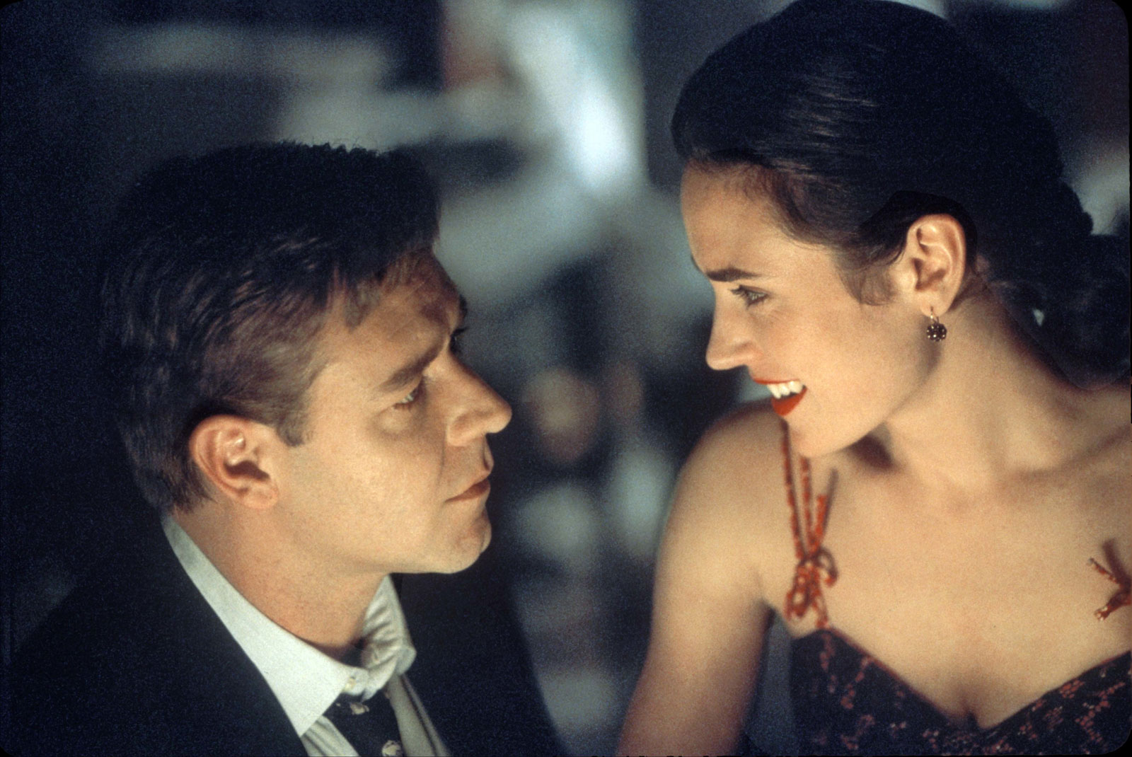 Russell Crowe Jennifer Connelly A Beautiful Mind 2001 Films 'Based On A True Story' That Completely Lied To Us