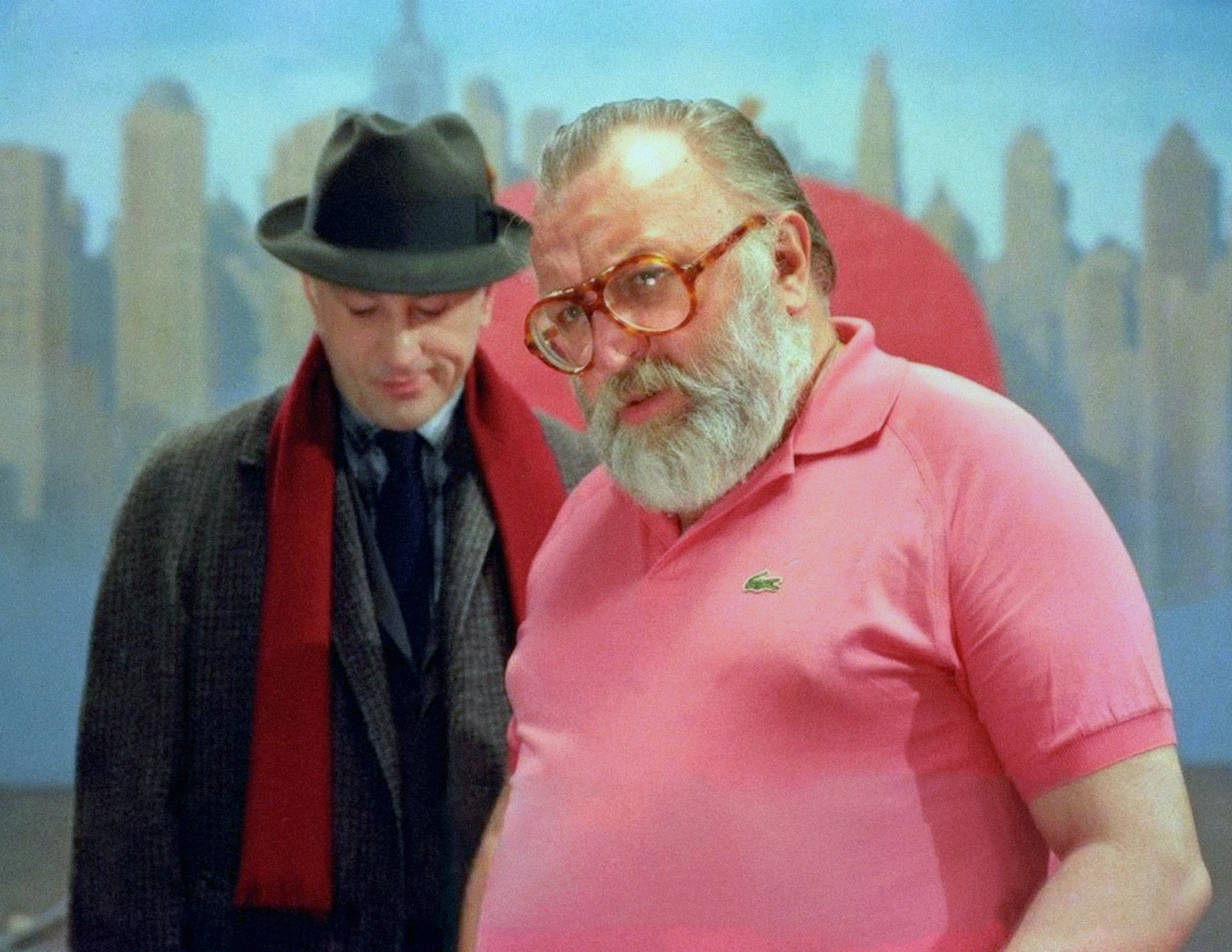 Sergio Leone and Robert De Niro The Phantom: Bruce Campbell Almost Starred, And More You Didn't Know About The Film