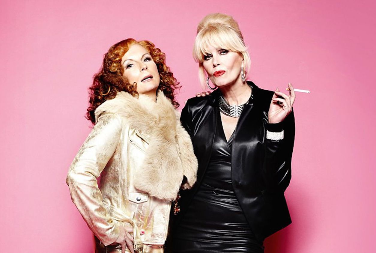 absolutely fabulous Absolutely Fabulous Could Not Be Made In Today's 'Sensitive' Climate, Says Jennifer Saunders