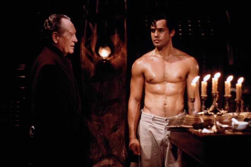 billy zane the phantom abs The Phantom: Bruce Campbell Almost Starred, And More You Didn't Know About The Film