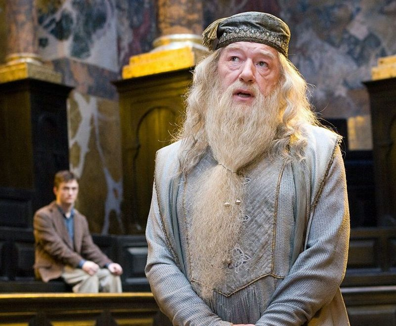 dumbledore e1624375640832 25 Movie Heroes Who Were Actually Kind of the Villain