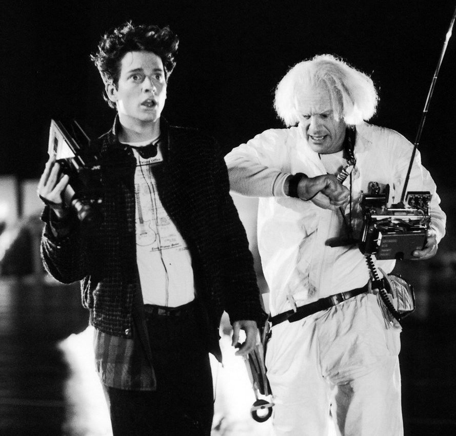 f3f83f2abc3ca0c90296ab97137e7bab e1622622501591 Back To The Future: 1984 List Shows All The Actors Considered To Play Doc Brown