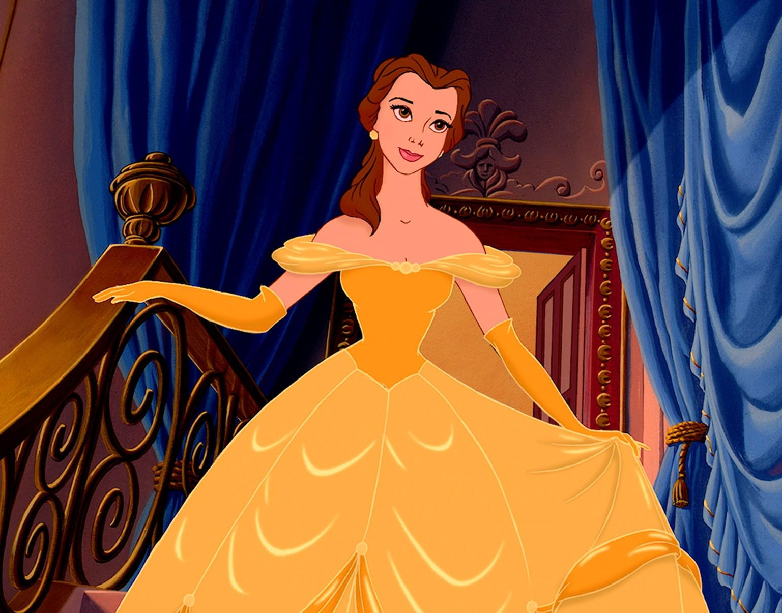 gallery princess belle 2 f4a938c0 e1624367845196 25 Movie Heroes Who Were Actually Kind of the Villain