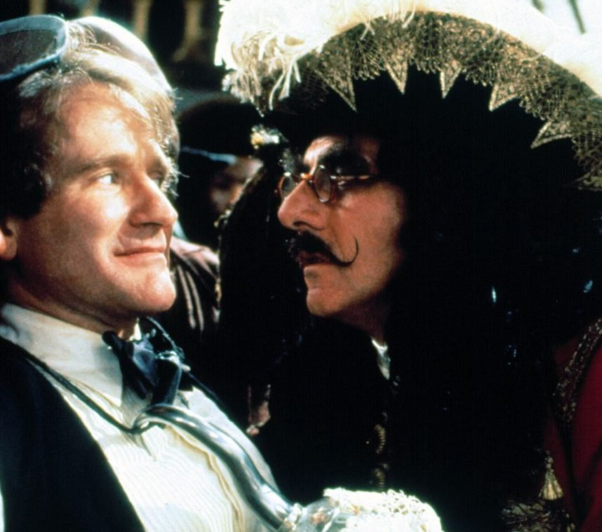 hook peter captain e1624545961374 Great Concepts That Somehow Made For Terrible Movies