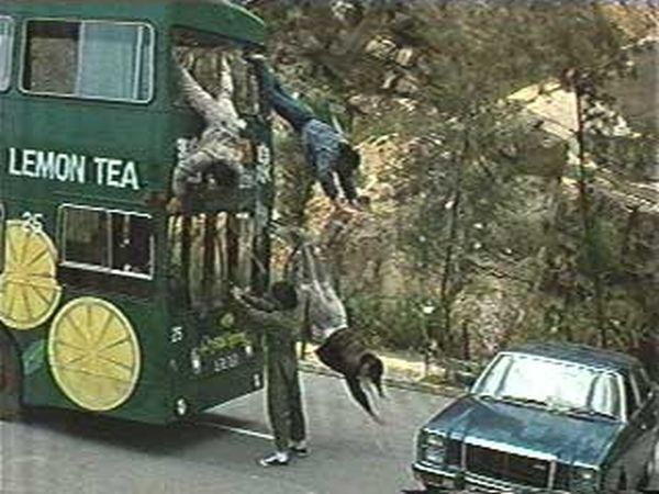jackie stops bus Dangerous Movie Production Moments That Could Never Happen Today