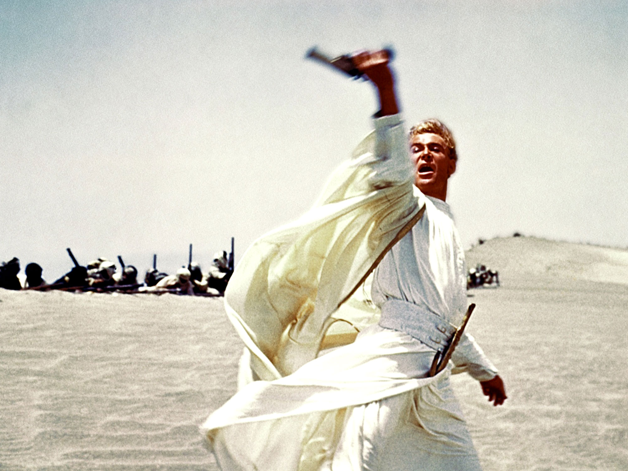 lawrence of arabia 4k restoration Films 'Based On A True Story' That Completely Lied To Us