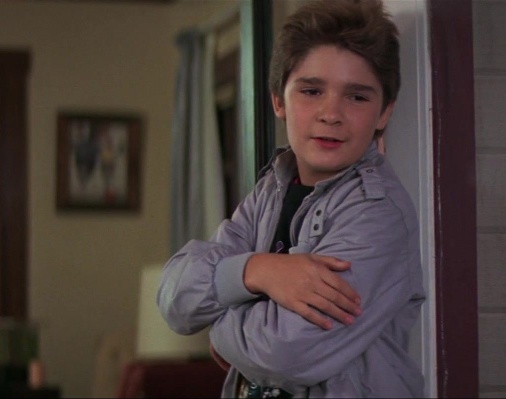 members only jacket worn by corey feldman in the goonies 2 80s Fashion Trends We Should Leave Behind For Good