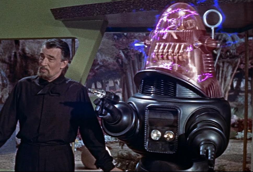 robbymorbius e1624892358213 The Best (And Worst) Movie Robots
