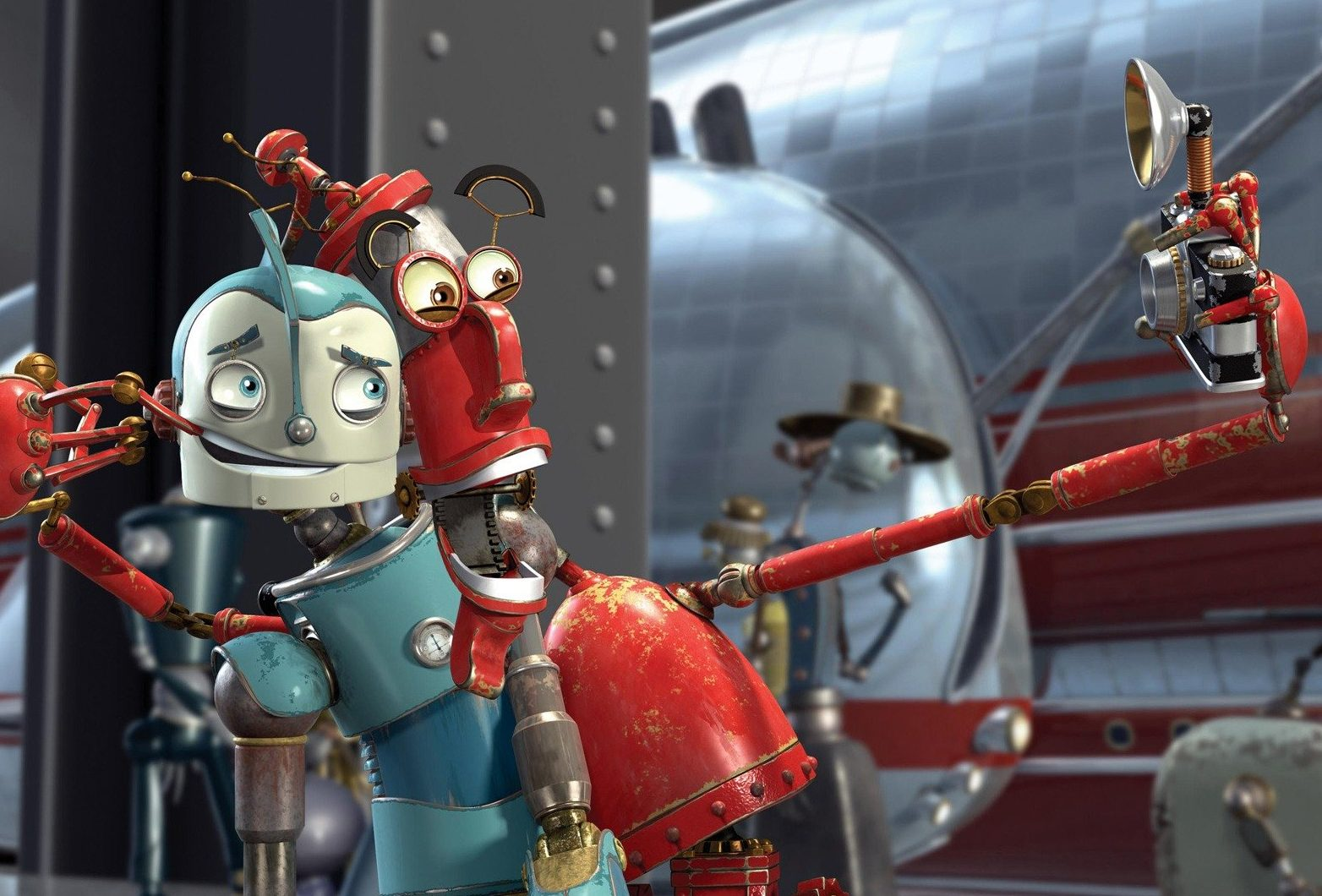robots 6800190 e1624890873532 The Best (And Worst) Movie Robots