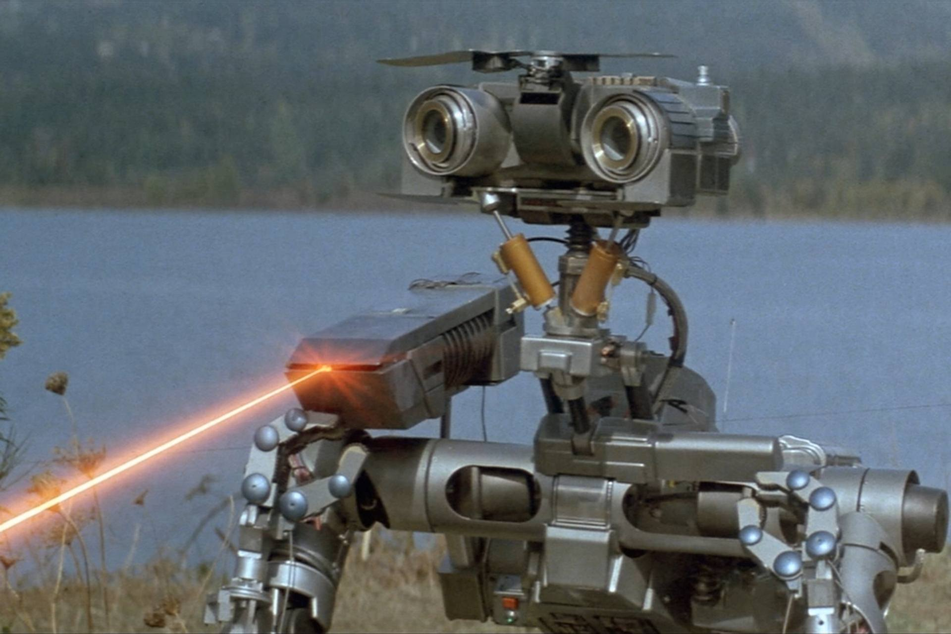 short circuit The Best (And Worst) Movie Robots