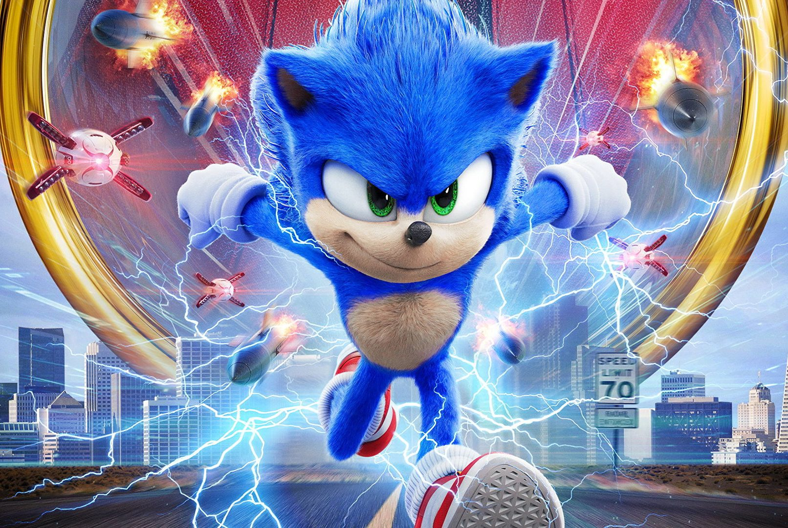 sonic the hedgehog movie poster e1624527878301 Sega Planning A Sonic The Hedgehog Theme Park, Reports Suggest