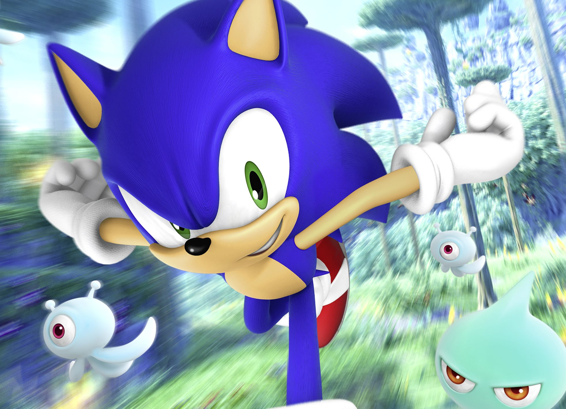 sonic the hedgehog running e1624528018828 Sega Planning A Sonic The Hedgehog Theme Park, Reports Suggest