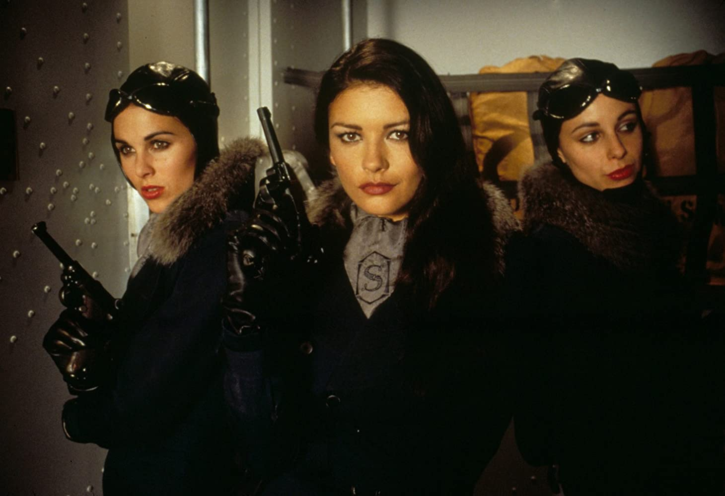 the phantom 1996 catherine zeta jones image 2 The Phantom: Bruce Campbell Almost Starred, And More You Didn't Know About The Film