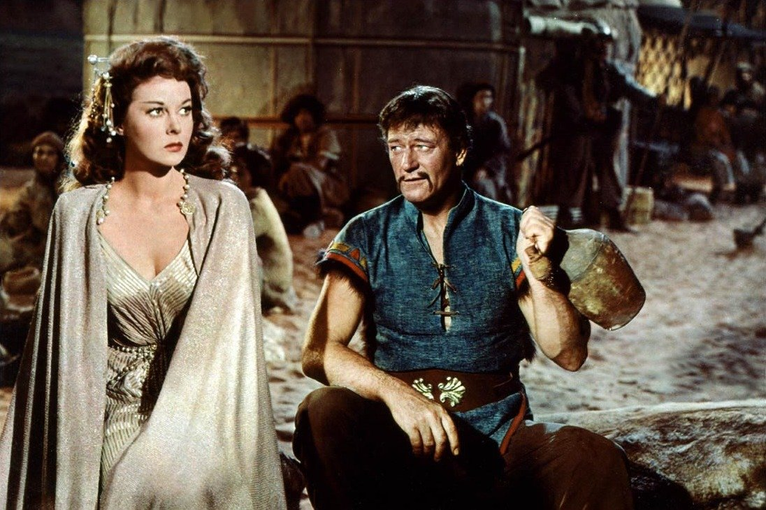 the conqueror wayne 3 Dangerous Movie Production Moments That Could Never Happen Today