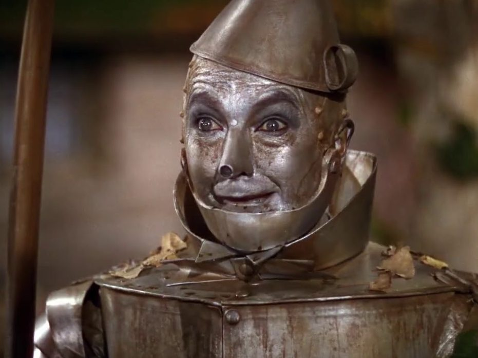 wizard of oz tin man e1623743807747 Dangerous Movie Production Moments That Could Never Happen Today